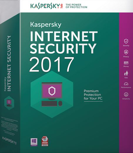 Kaspersky Internet Security 2017 full key crack
