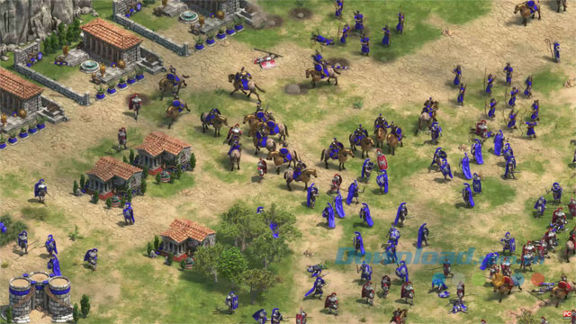 Age of Empires: Definitive Edition - Đế chế 4K